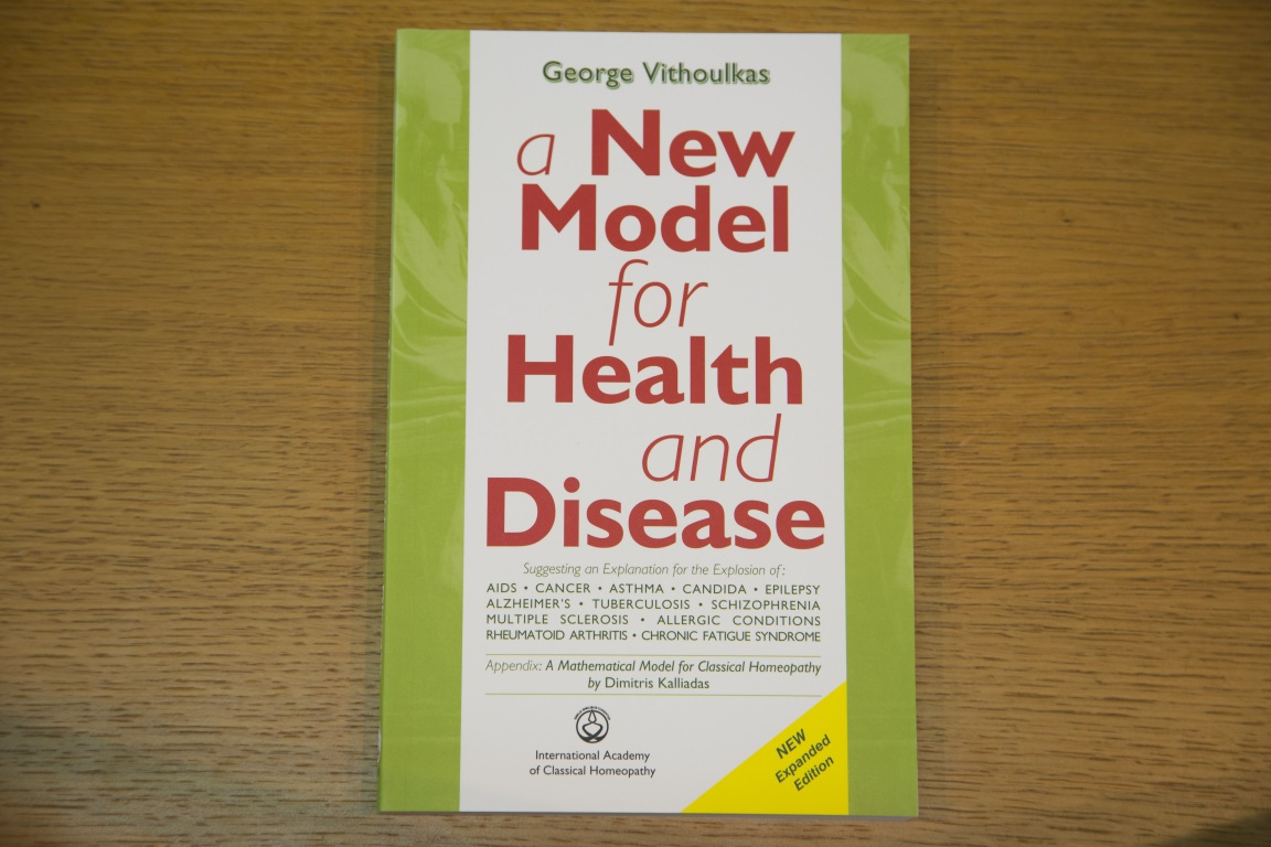 Books by George Vithoulkas (Author of Science of Homeopathy)