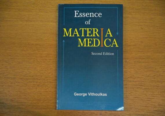 ESSENCES OF MATERIA MEDICA